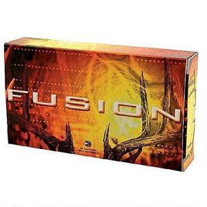 Federal Fusion 6.5mmx55 Swedish Mauser Ammunition 20 Rounds 140 Grain Soft Point