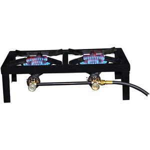 Mr. Heater Double Burner Angle Iron Stove 30,000 BTU
