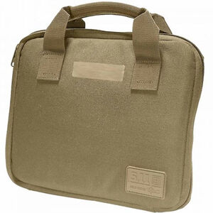 5.11 Tactical Single Pistol Case Nylon Sandstone 58724