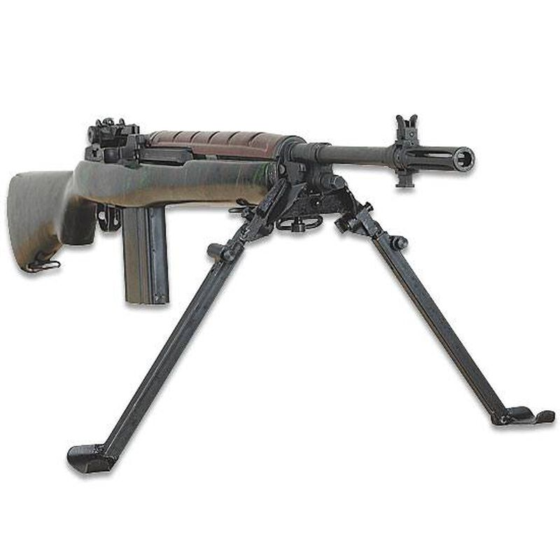 Springfield Armory M2 Bipod for the M14 and M1A Attaches to Gas Cylinder  MA5015
