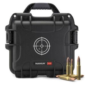 Nanuk 905 Waterproof Ammo Case Black