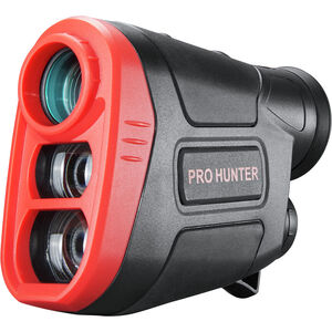 Simmons Prohunter 750 Rangefinder 6x 244mm 750 Yard CR2 Battery Gunmetal Gray/Orange