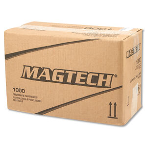 Magtech CleanRange .380 ACP Ammunition 95 Grain FEB FMJ Bullet 951 fps