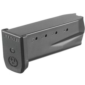 Ruger SR45 .45 ACP Magazine 10 Rounds Blued Steel 90412
