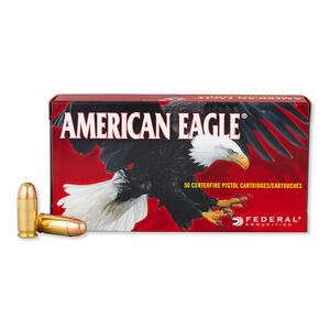 Federal American Eagle .45 ACP Ammunition 230 Grain Full Metal Jacket 890 fps