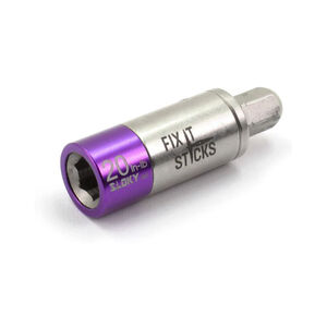 "Fix It Sticks Torque Limiter 20 Inch Pounds 1/4"" Bit Socket"