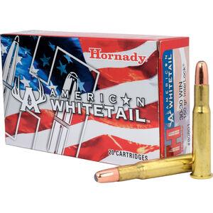 Hornady .30-30 Winchester Ammunition 20 Rounds InterLock RN 150 Grains