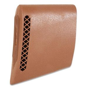 Pachmayr Slip On Recoil Pad Medium Brown Ribbed Face Fits Most Rifles Shotguns or Muzzleloaders 20223