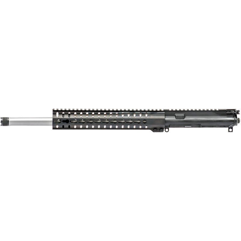 "CMMG Mk4 AR-15 Upper Group 5.56 NATO 16.1"" Heavy Taper Barrel 1:7 Twist Carbine Gas Keymod Handguard 55B9127"