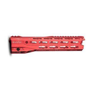 "Strike Industries AR-15 Gridlock Lite 11"" Handguard Assembly Red"