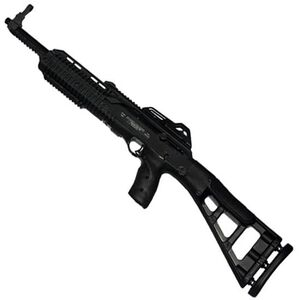 "Hi-Point Carbine Semi Auto Rifle .380 ACP 16.5"" Barrel 10 Rounds Polymer Target Stock Black Finish 389TS"