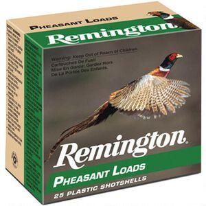 """Remington Pheasant Loads 16 Gauge Ammunition 250 Rounds 2-3/4"""" #6 Lead Shot 1-1/8 Ounce 1295 fps"""