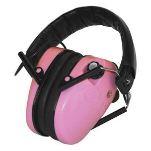 Caldwell E-Max Low Profile Ear Muffs NRR 23 Pink