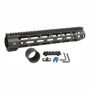 "Midwest Industries AR-10 Combat Rail 12.625"" Free Float Hand Guard M-LOK DPMS Low Profile Black"