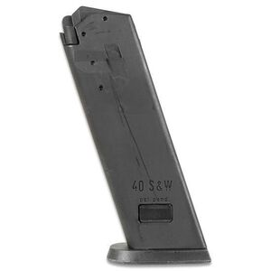 HK USP Full Size Magazine .40 Smith & Wesson 10 Rounds Polymer Matte Black