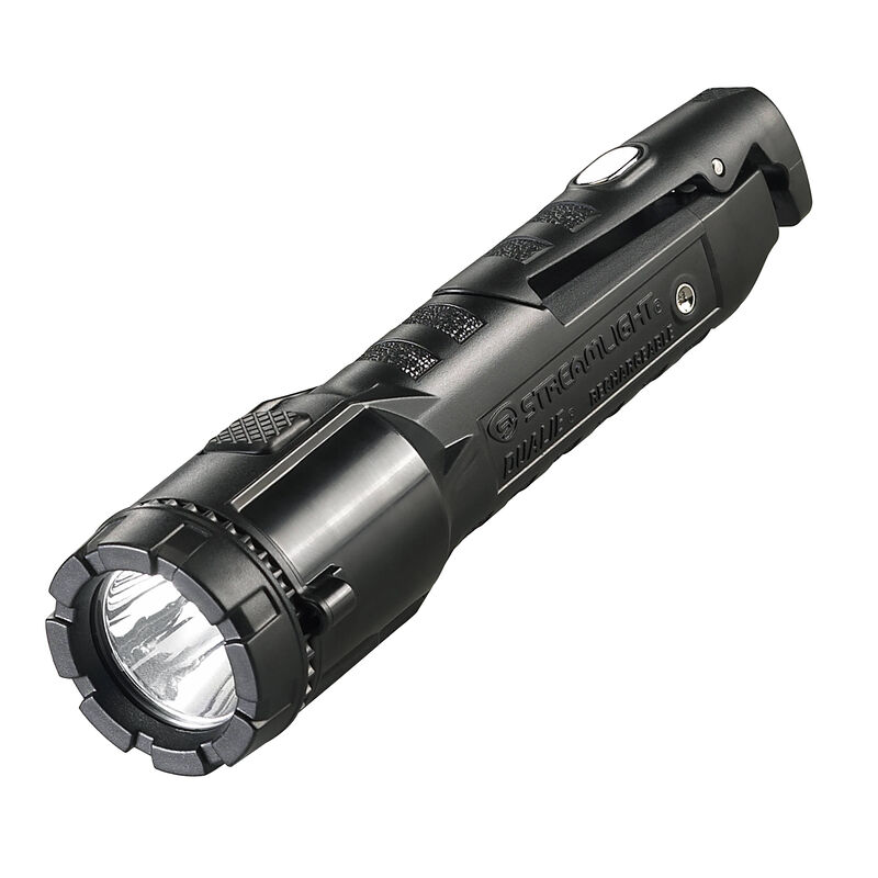 Streamlight Dualie, Rechargeable, Polymer, Black Finish, 275 Lumens