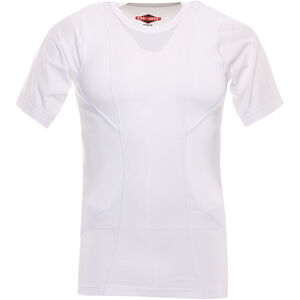 Tru-Spec 24-7 Series Concealed Holster Shirt Short Sleeve Men's Size 3X-Large Polyester/Spandex White 1225008