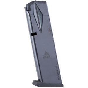 Mec-Gar S&W 5900 SERIES/915/910/659 9mm Magazine 17 Rounds Steel Black MGSW5917B