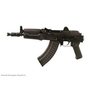 "Arsenal SAM7K Semi Auto Handgun 7.62x39 10.5"" Hammer Forged Barrel 5 Rounds Milled Receiver Scope Rail Black Polymer Furniture SAM7K-01"