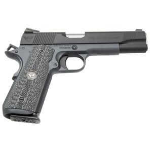 "Wilson Combat CQB Elite Carry Semi Automatic Handgun 9mm Luger 5"" Barrel 10 Rounds G10 Grips Gray Finish"