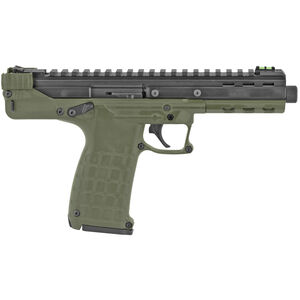 "Kel-Tec CP33 .22LR Semi Auto Pistol 5.5"" Barrel 33 Round Magazine Polymer Frame Green"