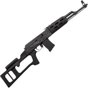 "Chiappa Firearms RAK-9 9mm Luger AK Style Semi Auto Rifle 17.25"" Barrel 10 Round Magazine Polymer Furniture Matte Black Finish"