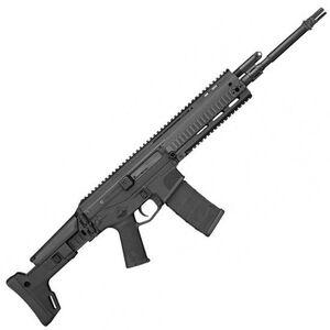 "Bushmaster ACR Enhanced Semi Auto Rifle 5.56 NATO 16.5"" Barrel 30 Round Magazine Three-Sided Picatinny Hand Guard Folding/Collapsing Stock Adjustable Gas Piston Matte Black"