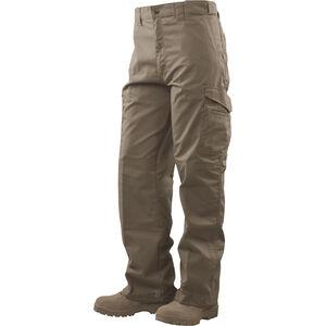 Tru-Spec Tactical Boot Cut Trousers 65/35 Polyester/Cotton Rip-Stop 40x32 Khaki