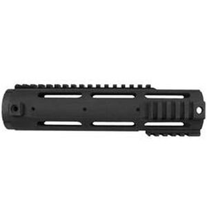 YHM AR-15 Smooth Series Free Float Forearm Carbine 9.2