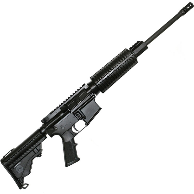 "DPMS Oracle 5.56 NATO AR-15 Semi Auto Rifle 10 Rounds 16"" Barrel Black"