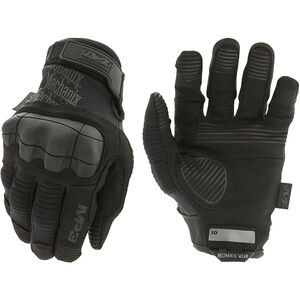 Mechanix Wear M-Pact 3 Covert Gloves Size Small Synthetic Black