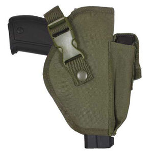 Fox Outdoor Tactical Belt Holster Right Hand Olive Drab Green 58-030