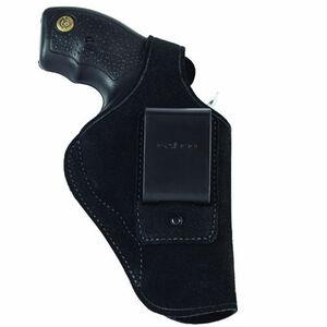"Galco Waistband Taurus 85 CH 2"" Inside Waistband Holster Left Hand Leather Black WB161B"