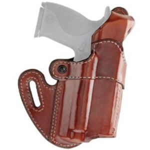 Aker Leather 167 Nightguard SIG Sauer P226 with M3/TLR-1/TLR-2 Belt Holster Right Hand Leather Plain Tan H167TPRU- S226M3