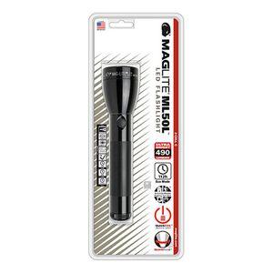MagLite ML50L Flashlight 490 Lumens LED 2C Cell Switch Black