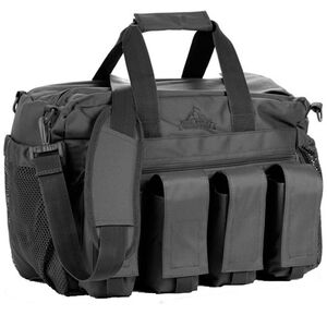 Red Rock Deluxe Range Bag Fold Out Work/Cleaning Gun Mat Black 80265BLK