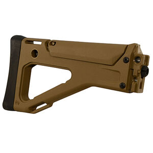 Bushmaster ACR Fixed Stock Assembly Polymer Coyote Brown