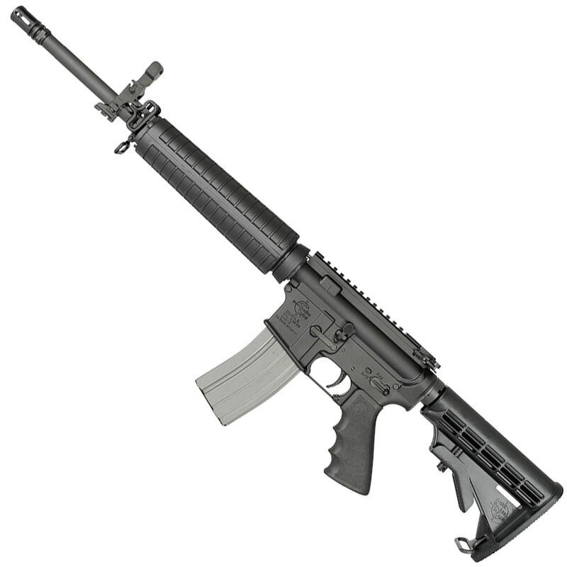"Rock River LAR-15 Elite CAR A4 AR-15 Semi Auto Rifle 5.56 NATO 16"" Chrome Lined Barrel 30 Rounds Black"