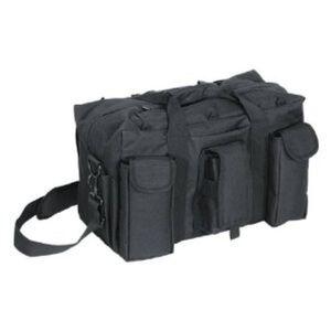 Voodoo Patrol Bag Black