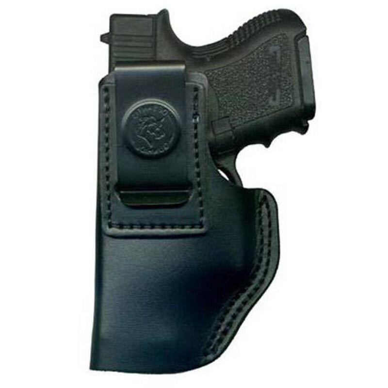 DeSantis Insider IWB Holster Ruger LCP 380 Left Hand Leather Black 031BBR7Z0