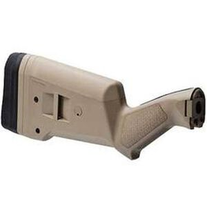 Magpul Remington 870 12 Gauge SGA Stock Adjustable Polymer Flat Dark Earth MAG460-FDE