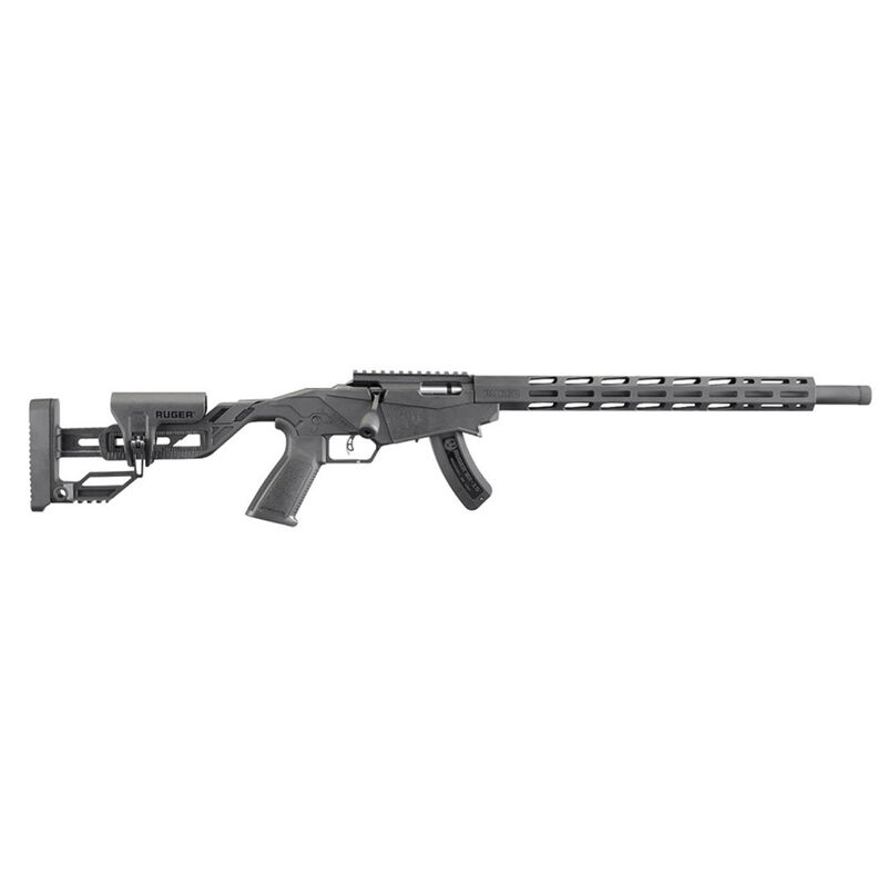 Ruger Precision Rimfire  22 Long Rifle Bolt Action Rifle 18