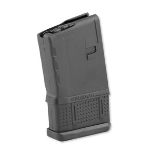 ProMag RM15 Rollermag 15 Round AR-15 Magazine .223 Remington/5.56 NATO Roller Anti Tilt Follower Technapolymer Black