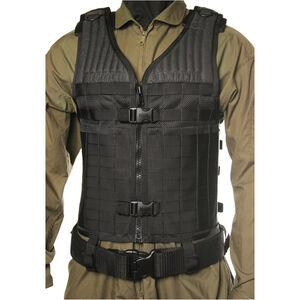 BLACKHAWK! S.T.R.I.K.E. Elite Vest MOLLE Compatible Nylon Black