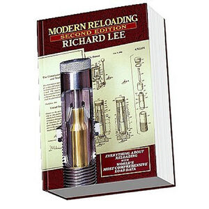 Modern Reloading Second Edition Book By Richard Lee