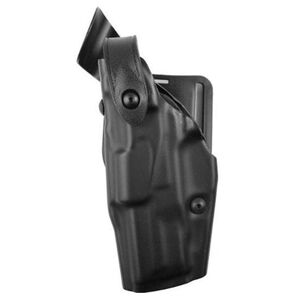 Safariland 6360 ALS Duty Holster Glock 20, 21 Level 3 Retention Left Hand SafariLaminate STX Tactical Black 6360-383-132