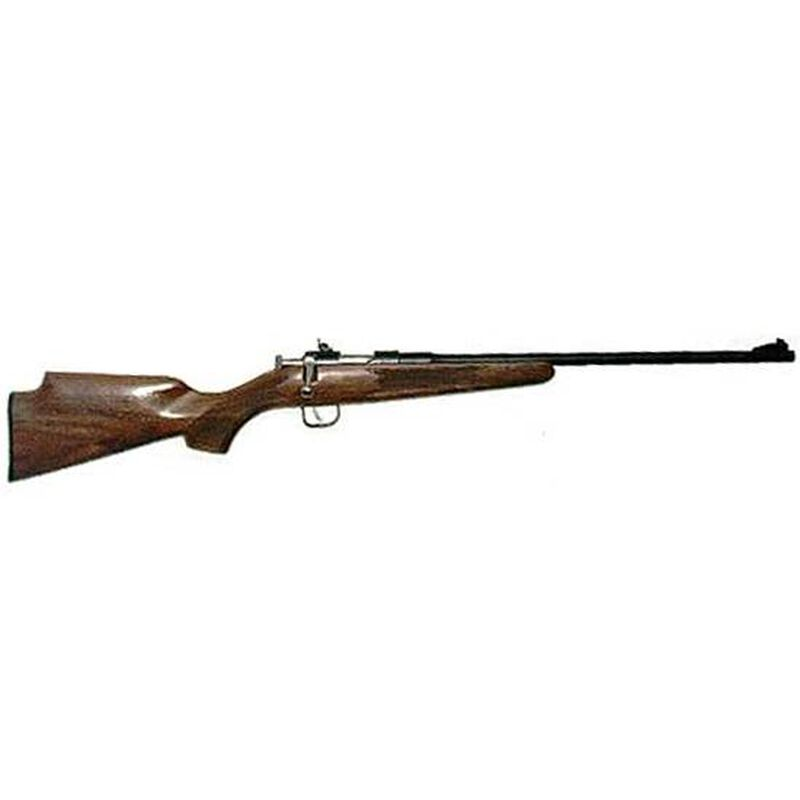Keystone Arms Chipmunk Deluxe Youth Bolt Action Rifle, .22 LR Single Shot, Checkered Walnut Stock, Blued Finish