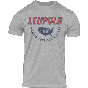 Leupold Made Here T-Shirt