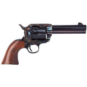 "Cimarron El Malo Revolver 357 Mag 4.75"" Barrel 6 Rounds Walnut Grips Blued"