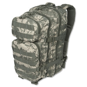 MIL-TEC Level III Assault Pack All Terrain Digital Camouflage Heavy Duty 600 Denier Polyester Construction 14002070